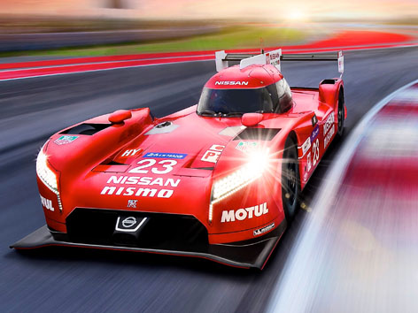 Nissan GT-R LM NISMO action front three quarters.jpg